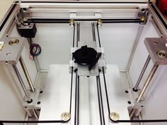 Partnering with my dad, we have designed and built our very own custom 3D printer. He has done the bulk of the mechanical design and fabric...