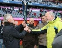 Turismo sportivo - Winter Universiade Trentino 2013: La Genziana delle Alpi all'Allianz Arena