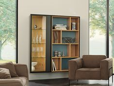 SCOPIA Floating bookcase by Hülsta-Werke Hüls