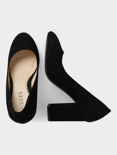 SORTE PUMPS, Black, large
