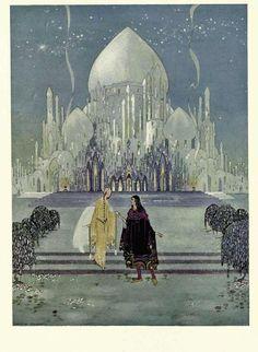 Virginia Frances Sterrett via Old French Fairy Tales