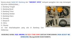 Jasa Pembuatan Septick Tank Di Bandung