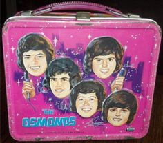 1973 The Osmonds Lunch Box