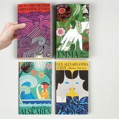 Petra Börner: Albert Bonniers Classics, Albert Bonniers Förlag