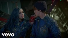Watch: Chillin' Like a Villain, New video clip from Descendants 2.
