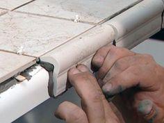 Install Tile Over Laminate Countertop and Backsplash