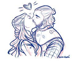 """kwonbomi: """" Even if there isn't another sex scene… These two better eat face at least once next season or i'm going to be pissed. On another note i should probably try drawing something else one of these days… Although it's very possible I won't…. Daenerys Targaryen Art, Game Of Thrones Khaleesi, Jon Snow And Daenerys, Game Of Thrones Art, Game Of Thrones Direwolves, A Dream Of Spring, Rhaegar And Lyanna, Game Of Trones, I Love Games"""