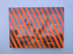 Painting by artist Sean Molloy. This work references Meindert Hobbema's 'The avenue at Middelharnis' circa The over-painted diagonal stripes are designed to repel the eye creating a tension between the illusion of depth and the flat painted surface. Baroque Painting, Baroque Art, Illusions, Film, Artist, Image, Paths, Movie, Film Stock