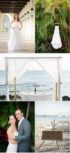 wedding arch - simple