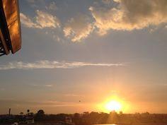Sunset Curitiba, PR. Brasil