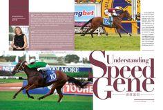 Understanding Speed Gene 速度基因  Read More @BlackTypeHK http://issuu.com/blacktype/docs/150202_blacktype_issue4/108… #blacktypehk #HorseRacing