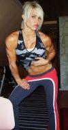 Heidi Vuorela - Biceps, Shoulders, Abs, Triceps