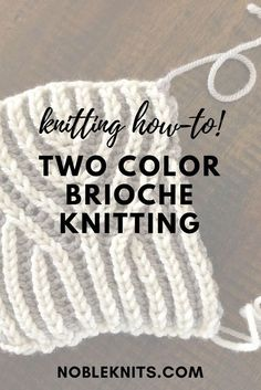 d1cc6aa29 89 Best Brioche Knitting images in 2019