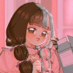 🍑si te gusta el estilo de anime retro y las cosas de ese tipo te inv… # Документальная литература # amreading # books # wattpad Melanie Martinez Anime, Melanie Martinez Drawings, Crybaby Melanie Martinez, 90 Anime, Anime Art, Aesthetic Art, Aesthetic Anime, Estilo Anime, Monochrom