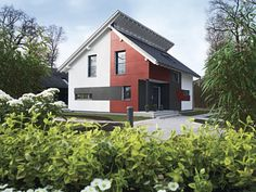 generation5.0 - Haus 200 • Pultdachhaus von WeberHaus • Großzügiges Fertighaus mit Freiräumen für Paare und Familien.
