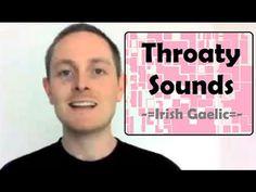 Throaty Sounds of the Irish Language (Irish Gaelic) Gaelic Symbols, Gaelic Words, Native American Quotes, American Symbols, American Indians, Irish Gaelic Language, Erin Ireland, Scottish Gaelic, Gaelic Irish