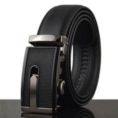 Belt - Lock - $34.99   #bowtie #shoes #cufflinks #mensfashion #men #ascot #tie #menswear