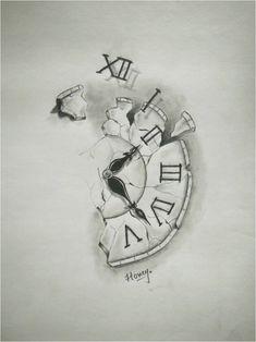 32 Trendy Ideas Tattoo Arm Hinten tattoo is part of Clock tattoo - Compass Tattoo, Arm Tattoo, Sleeve Tattoos, Samoan Tattoo, Polynesian Tattoos, Watch Tattoos, Time Tattoos, Body Art Tattoos, Stop Watch Tattoo
