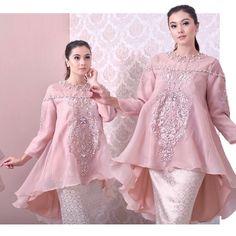 Mini-Omelett-Muffins - New Ideas - New Ideas Dresses For Teens, Trendy Dresses, Nice Dresses, Casual Dresses, Pakistani Wedding Outfits, Pakistani Dresses, Kebaya Dress, Kebaya Brokat, Kebaya Pink