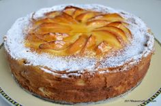 Apple Pie, Nutella, Pudding, Homemade, Desserts, Recipes, Food, Apples, Sweets
