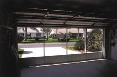 glass panel doors for garages australia - Google Search