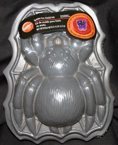 Spider Ice Mold Kit By Wilton