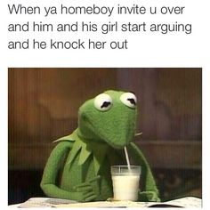 kermit the frog says i heard that | Say hello to the new Internet sensation...Kermit The Frog - Page 4 ...