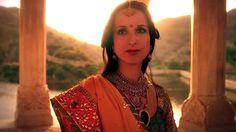 Das Mädchen mit dem indischen Smaragd  Teil 1