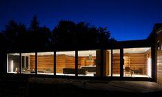 Jeff Jordan Architects updates mid-century home with huge windows