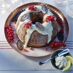Kersttulband Noel Christmas, Xmas, Happy B Day, Recipe Images, Winter Holidays, Food Pictures, Family Meals, Acai Bowl, Pancakes