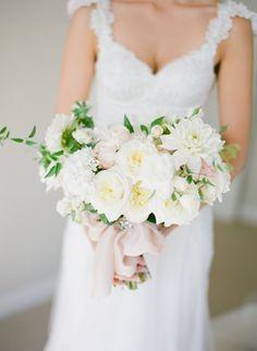Australia Wedding: Soft Pretty Ethereal Pastels - MODwedding