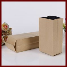 Find More Packaging Bags Information about 9*28+7 20pcs brown self Opening kraft paper bags stand up for gifts sweets and candy food tea jewelry retail package paper,High Quality paper tin tie bags,China paper coffee bag Suppliers, Cheap paper bag plain from Fashion MY life on Aliexpress.com