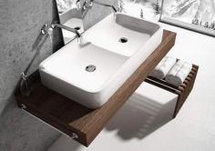 Znalezione obrazy dla zapytania szafka pod umywalkę nablatową