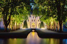 Soirées de gala, réceptions, cocktails... Royaumont est le lieu idéal pour organiser des événements uniques, spectaculaires et personnalisés. © Jérôme Galland #Royaumont #abbaye #événement #event