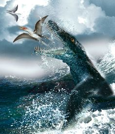 Sea Monster Found; Among Largest Marine Reptiles (Pictures)