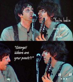 Funny Beatle pics - Page 12 - BeatleLinks Fab Forum
