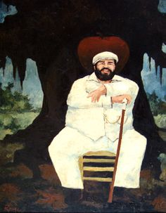 Musings of an Artist's Wife: Chef Paul Prudhomme