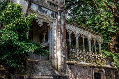 Quinta da Regaleira (Sintra, Portugalsko) - Recenze