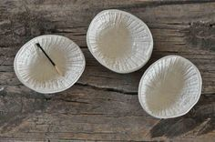 Illyria Pottery Handmade Limpet Dish