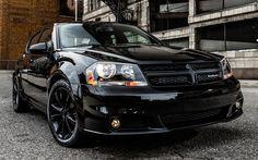 Dodge Avenger Black Edition