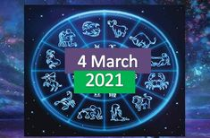 Daily Horoscope Today 4th March 2021, What do the stars hold for you on a day like today? Check the forecast of the 12 zodiac signs in our daily horoscope Today Horoscope, Your Horoscope, 8th Of March, January, 12 Zodiac Signs, 12 Signs, Check, Wednesday, Tuesday