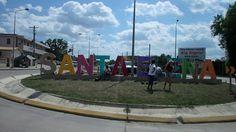 Santa Elena Sign