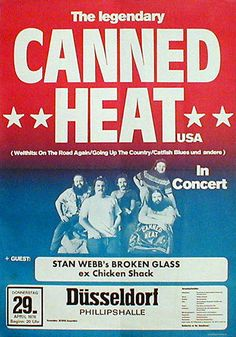 Canned Heat '76
