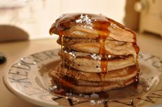 Rachel Allen's American buttermilk pancakes