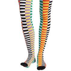 Poppu tights by Marimekko.