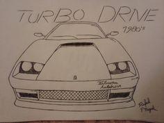 Turbo Drive 80's