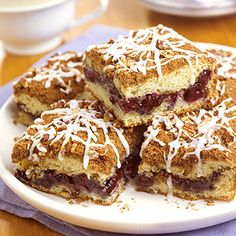 Blueberry Streusel Coffee Cake   Midwest Living