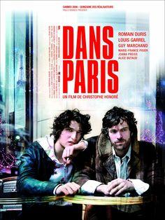Em Paris; comédia dramática; 2008; legendado; 89 min