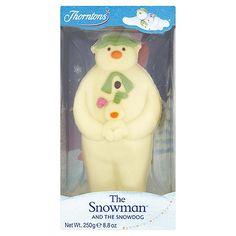 Thorntons Large snowman model- | Debenhams