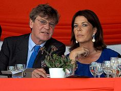 Reports of Ernst's dalliances obviously strained the marriage.